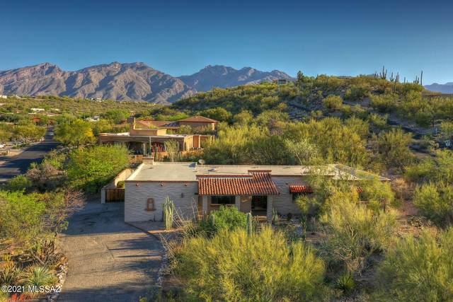 4062 N Calle Vista Ciudad, Tucson, AZ 85750 (#22119109) :: Tucson Real Estate Group