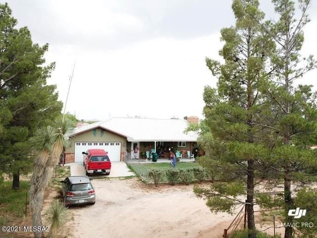 220 W Papago Way, Cochise, AZ 85606 (#22119114) :: Luxury Group - Realty Executives Arizona Properties