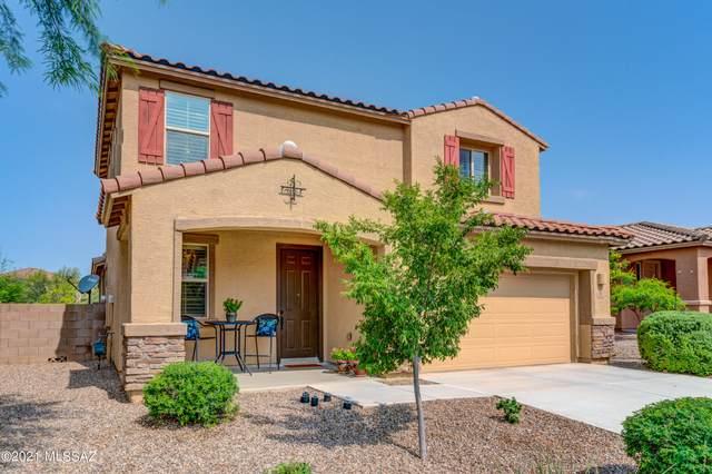 12945 N Indian Palms Drive, Oro Valley, AZ 85755 (#22119117) :: Long Realty Company