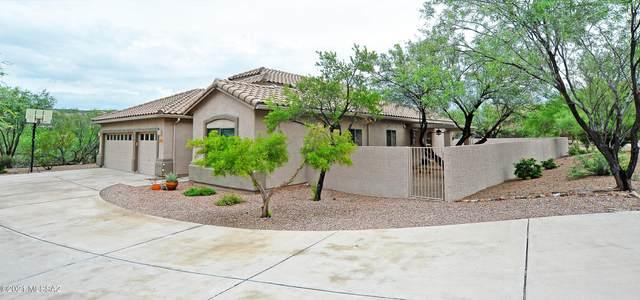 4537 N Scenic Mountain Drive, Tucson, AZ 85750 (#22119120) :: Tucson Real Estate Group