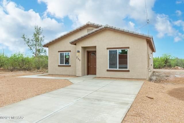 235 W Elvira Road, Tucson, AZ 85756 (#22119121) :: Tucson Real Estate Group