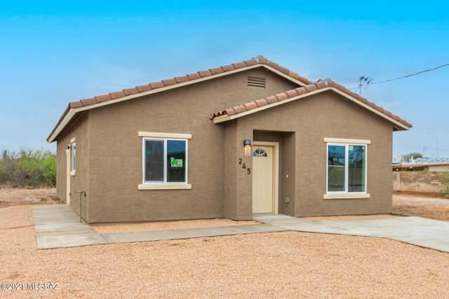 245 W Elvira Road, Tucson, AZ 85756 (#22119122) :: Tucson Real Estate Group