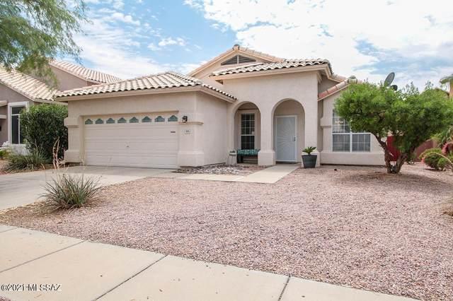 7179 W Odyssey Way, Tucson, AZ 85743 (#22119127) :: Luxury Group - Realty Executives Arizona Properties