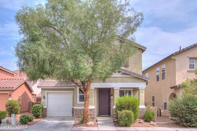 7637 E Desert Overlook Drive, Tucson, AZ 85710 (#22119148) :: The Josh Berkley Team