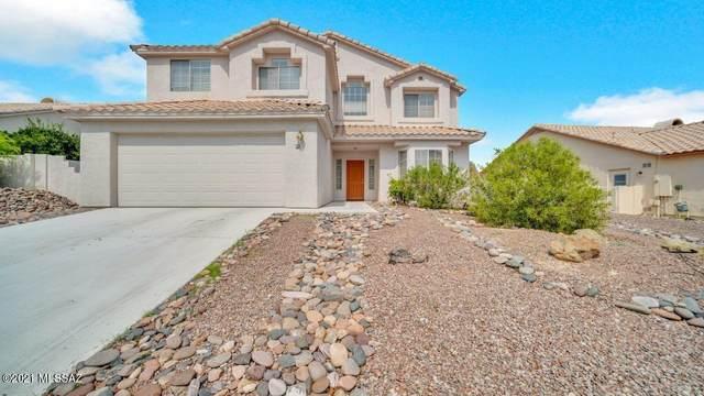 90 S Nightfall Avenue, Tucson, AZ 85748 (#22119177) :: The Josh Berkley Team