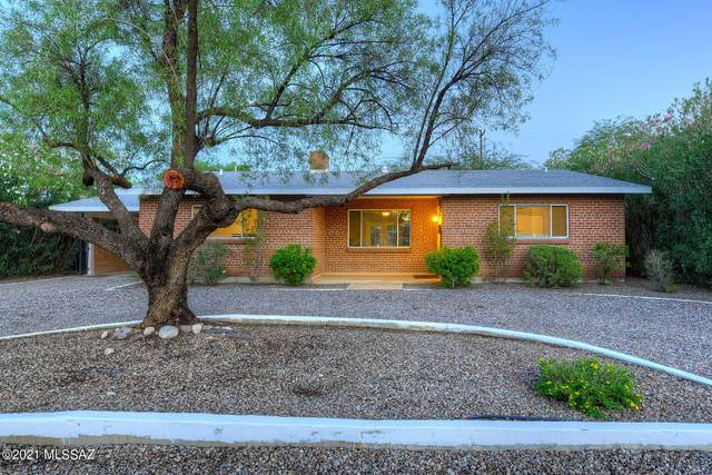 226 S Stratford Drive, Tucson, AZ 85716 (#22119178) :: Long Realty - The Vallee Gold Team