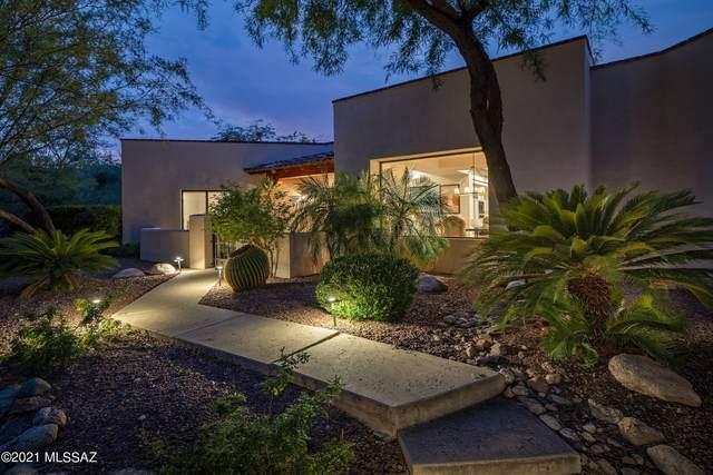 4877 N Ventana Ridge Place, Tucson, AZ 85750 (#22119180) :: The Josh Berkley Team
