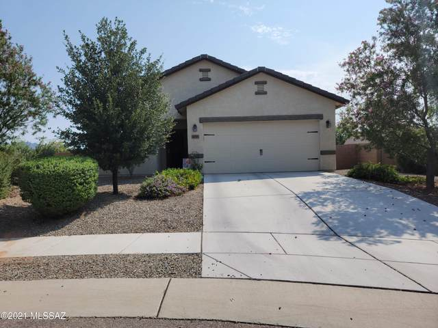6255 S Crane Drive, Tucson, AZ 85757 (#22119186) :: Long Realty - The Vallee Gold Team