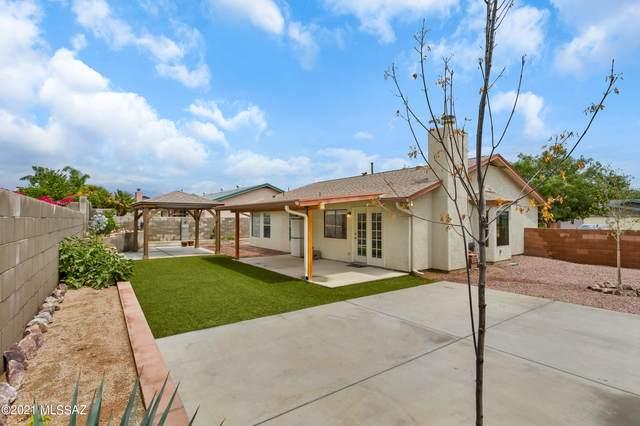 4784 W Daphne Lane, Tucson, AZ 85742 (#22119190) :: Long Realty Company