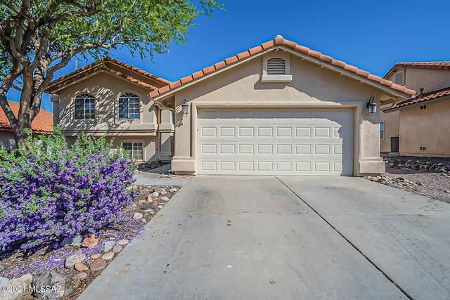 343 E Streams Edge Place, Oro Valley, AZ 85737 (#22119191) :: Long Realty - The Vallee Gold Team