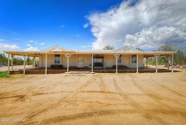 29184 E Chappell Lane, Marana, AZ 85653 (#22119193) :: Long Realty - The Vallee Gold Team
