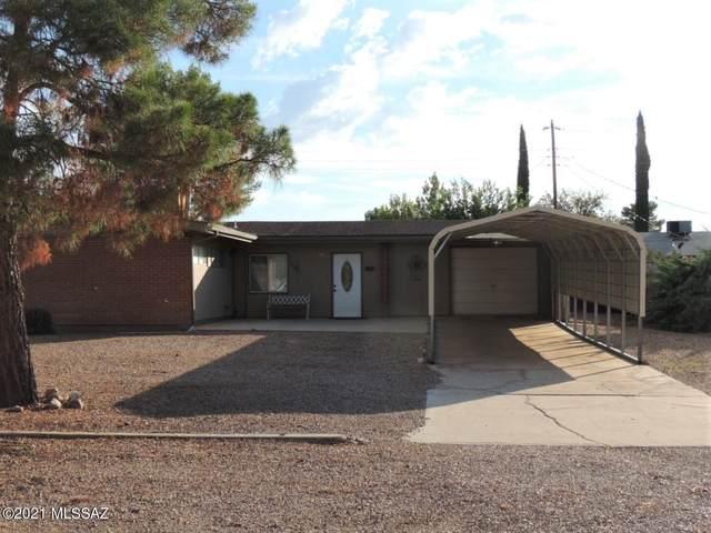 323 N Flynn Jans Court, Pearce, AZ 85625 (#22119212) :: Tucson Real Estate Group