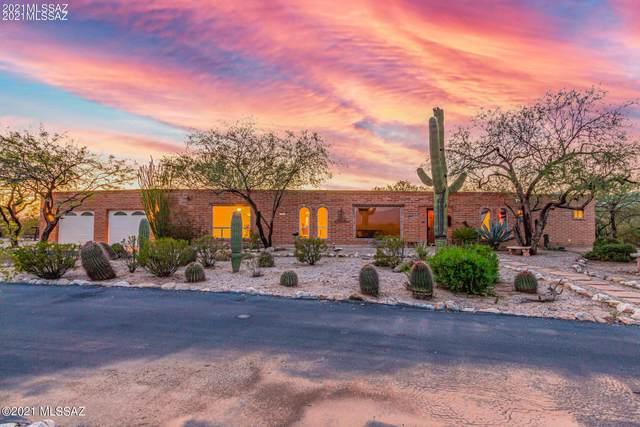 3101 N Avenida De La Colina, Tucson, AZ 85749 (#22119213) :: The Josh Berkley Team