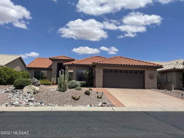 63374 E Harmony Drive, Saddlebrooke, AZ 85739 (#22119216) :: Luxury Group - Realty Executives Arizona Properties