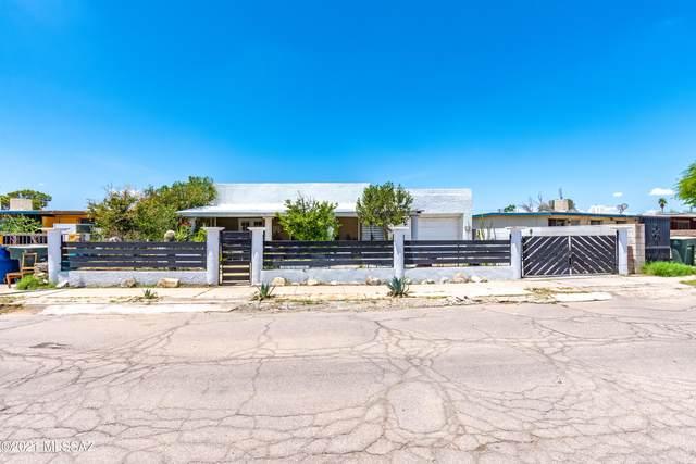 2311 E Parkside Drive, Tucson, AZ 85713 (#22119218) :: Kino Abrams brokered by Tierra Antigua Realty