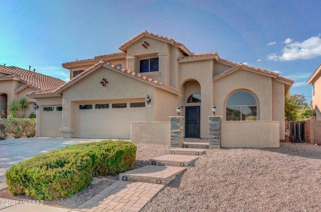 598 W Paseo Rio Grande, Tucson, AZ 85737 (#22119226) :: Long Realty - The Vallee Gold Team