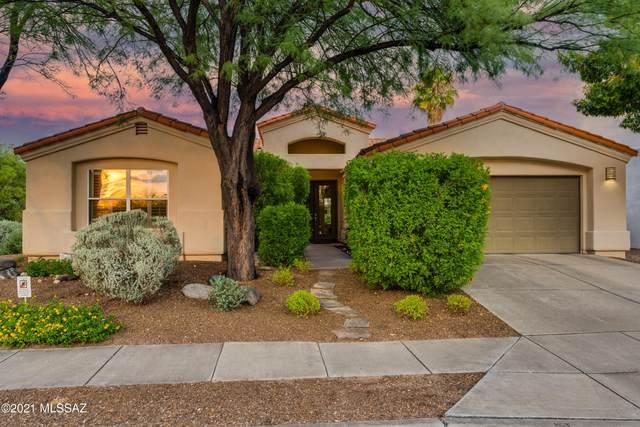383 S Via De Los Campos, Tucson, AZ 85711 (#22119241) :: Long Realty Company