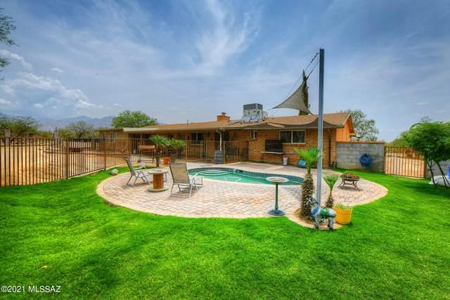 3000 W Sahuaro Divide, Tucson, AZ 85742 (#22119251) :: Long Realty Company