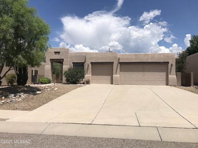 2658 N Vuelta Vista Campestre, Tucson, AZ 85715 (#22119264) :: The Josh Berkley Team