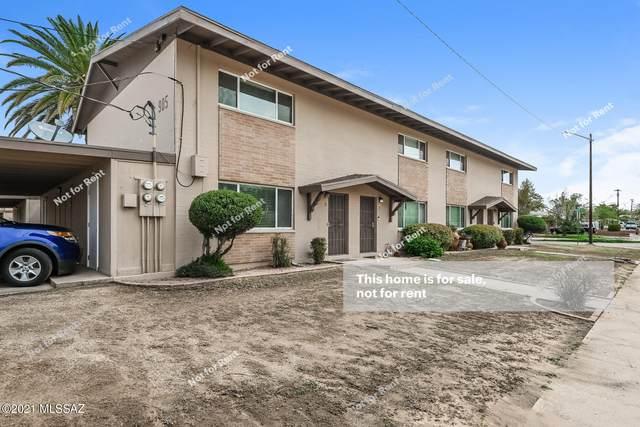 905 N Venice Avenue D, Tucson, AZ 85711 (#22119275) :: Long Realty Company