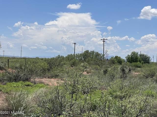 Parcel D Beki Lane -, Douglas, AZ 85607 (#22119285) :: Gateway Partners International