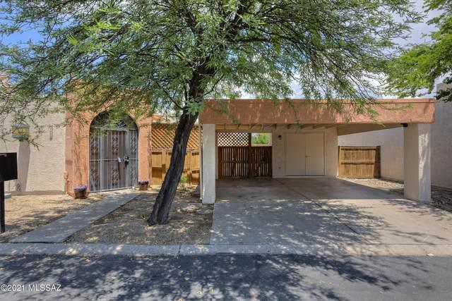 4309 E Old Mill Road, Tucson, AZ 85712 (#22119301) :: AZ Power Team