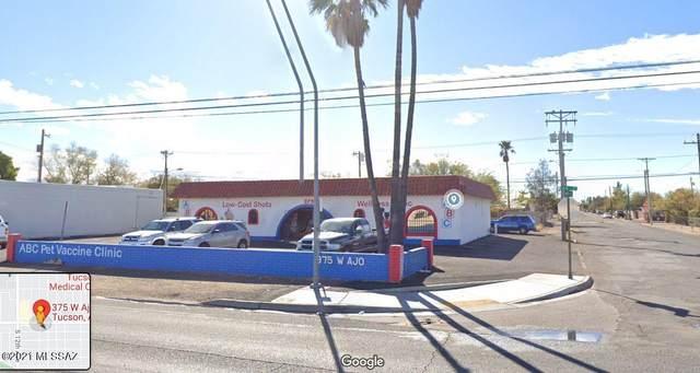 375 W Ajo Way, Tucson, AZ 85713 (#22119302) :: Tucson Real Estate Group