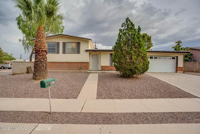 8052 E Rosewood Street, Tucson, AZ 85710 (#22119304) :: Gateway Partners International