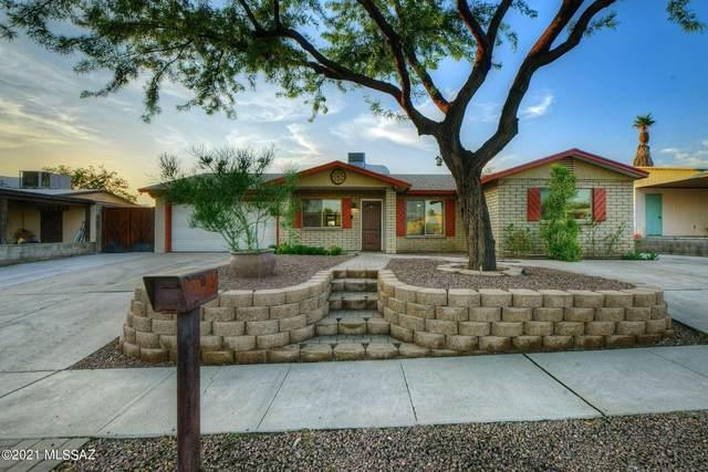 4130 W Sandarac Street, Tucson, AZ 85741 (#22119309) :: Gateway Partners International
