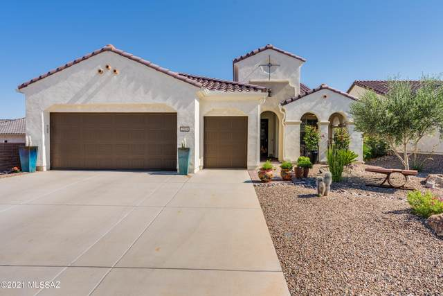 2539 E Josephine View Drive, Green Valley, AZ 85614 (#22119312) :: Gateway Partners International