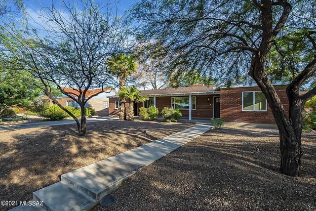 2236 E 8Th Street, Tucson, AZ 85719 (#22119313) :: Gateway Partners International