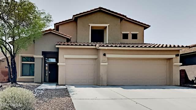 8282 N Rocky Brook Drive, Tucson, AZ 85743 (#22119324) :: Kino Abrams brokered by Tierra Antigua Realty