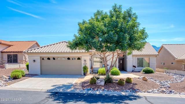 37995 S Flower Mesa Drive, Saddlebrooke, AZ 85739 (#22119329) :: AZ Power Team