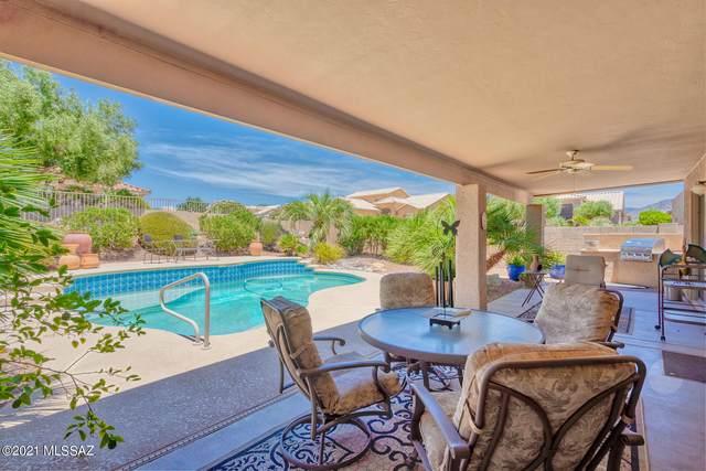 62762 E Terrace Wind Drive, Saddlebrooke, AZ 85739 (#22119331) :: Long Realty - The Vallee Gold Team