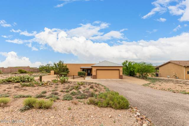 14025 E Hay Bale Trail, Vail, AZ 85641 (#22119334) :: Long Realty - The Vallee Gold Team