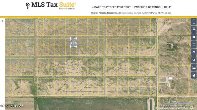Tbd 114-05-090 #6, Cochise, AZ 85606 (#22119339) :: Gateway Partners International