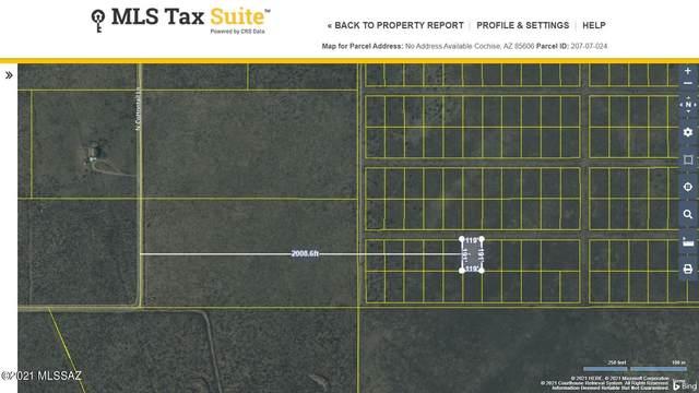 Tbd 207-07-024 #6, Cochise, AZ 85606 (#22119342) :: Gateway Partners International
