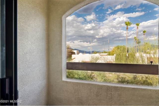 9350 E Speedway Boulevard, Tucson, AZ 85710 (#22119354) :: Gateway Partners International