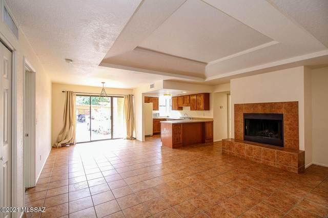 5051 N Sabino Canyon Road #1125, Tucson, AZ 85750 (#22119365) :: The Dream Team AZ
