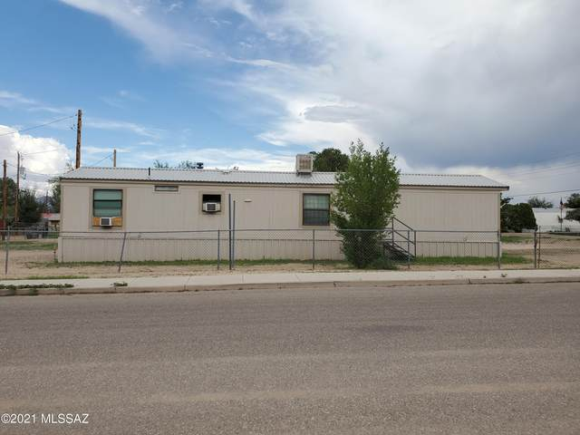 516 N Patagonia Avenue, Benson, AZ 85602 (#22119366) :: Long Realty - The Vallee Gold Team