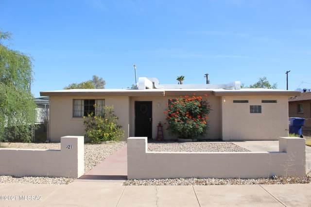 221 E Lester Street, Tucson, AZ 85705 (#22119387) :: Gateway Partners International