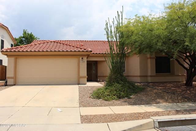 11628 N Rain Rock Way, Tucson, AZ 85737 (#22119388) :: Long Realty - The Vallee Gold Team