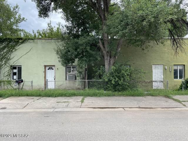 117 E Edward Street, Nogales, AZ 85621 (#22119398) :: The Dream Team AZ
