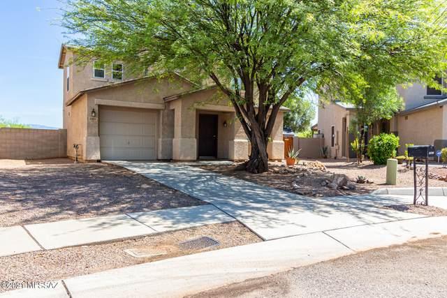 5881 E Fantail Lane, Tucson, AZ 85756 (#22119413) :: Kino Abrams brokered by Tierra Antigua Realty
