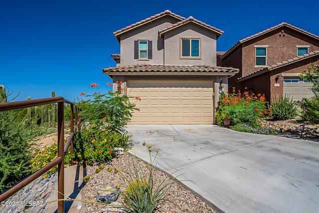 6205 N Saguaro Post Place, Tucson, AZ 85704 (#22119415) :: Keller Williams