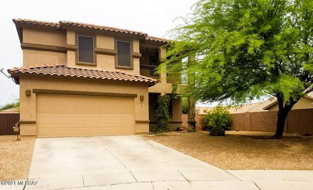 1001 E Ashburn Mountain Drive, Sahuarita, AZ 85629 (#22119423) :: AZ Power Team