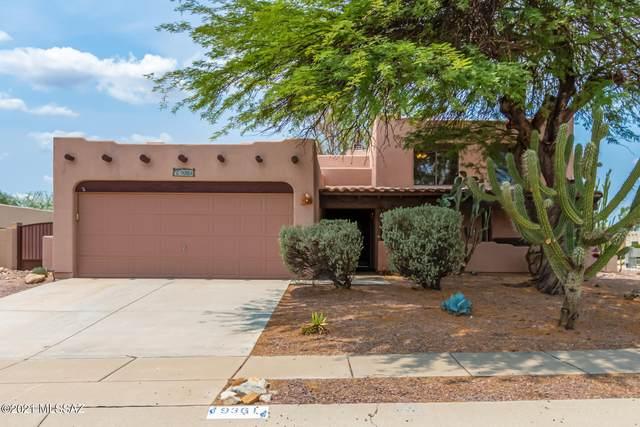 9361 N Camino De La Tierra, Tucson, AZ 85742 (#22119433) :: Gateway Partners International