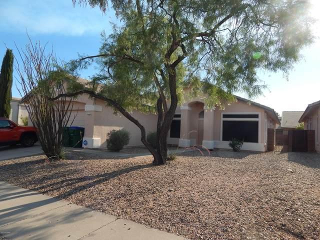 11061 N Eagle Crest Drive, Tucson, AZ 85737 (#22119440) :: Gateway Partners International
