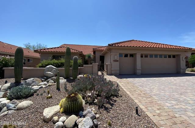 37600 S Desert Sun Drive, Saddlebrooke, AZ 85739 (#22119442) :: Kino Abrams brokered by Tierra Antigua Realty