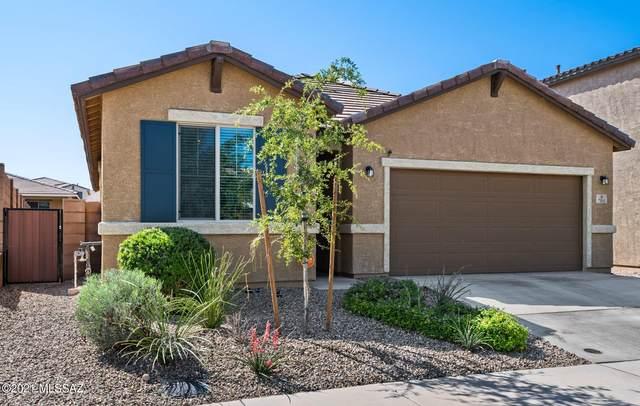 7163 S Paseo Monte De Oro, Tucson, AZ 85756 (#22119444) :: Kino Abrams brokered by Tierra Antigua Realty